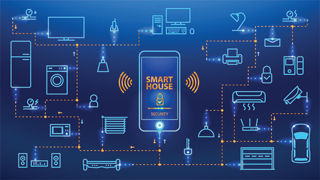 HOME IoT SERVICE