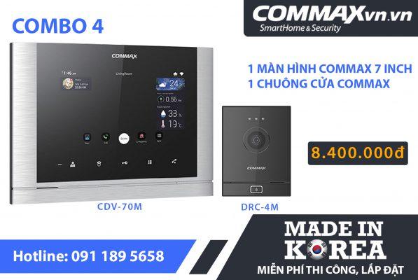 Combo4-cdv70m-drc4m